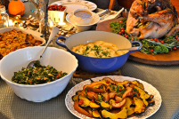 Blood Type Friendly Gluten-Free Thanksgiving Meal Recipes - FREE