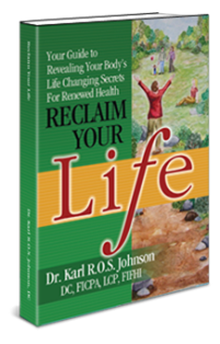Reclaim Your Life Johnson
