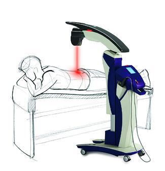 MLS Pain Blasting Healing Laser